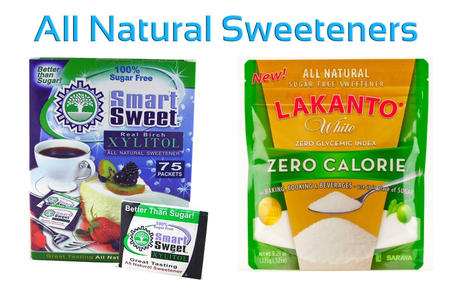 All Natural Sweeteners